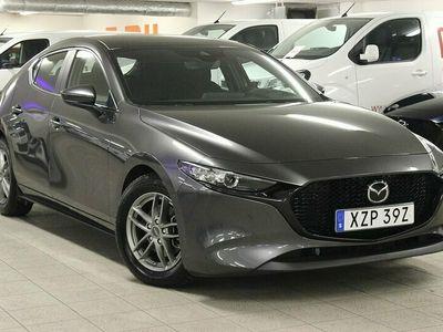 begagnad Mazda 3 Sport Sky 2.0 Mhybrid 122hk Aut - Motorvärmare