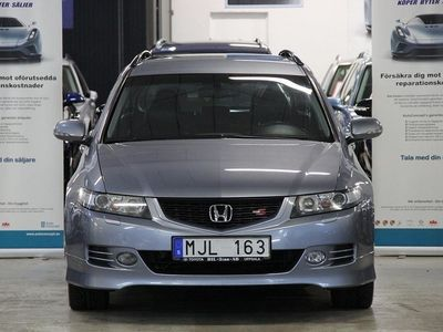 begagnad Honda Accord TYPE S 2.4 190HK DRAG NY BESIKT -08