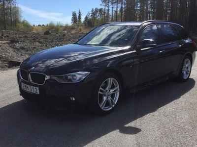 usata BMW 318 d xDrive Touring, F31 (143hk)