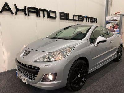 "begagnad Peugeot 207 CC 1.6 VTi SPORT ""0KR KONTANT"""