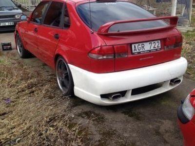 begagnad Saab 9-3 2.0 Turbo Trimmad -99