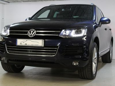 begagnad VW Touareg V6 TDI 4Motion Premium 240 -11