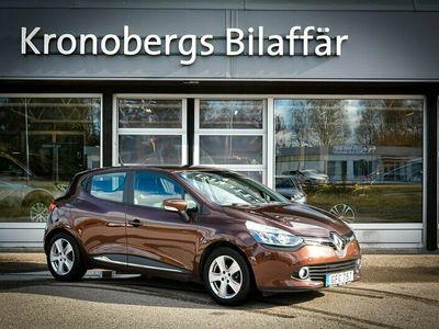 begagnad Renault Clio 0.9 TCe 90hk Dynamique GPS
