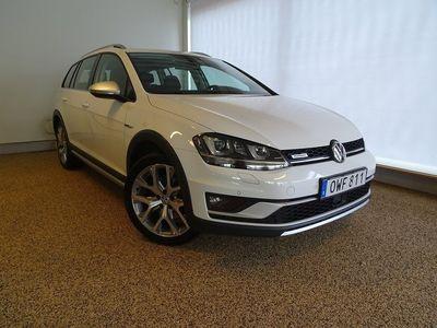 begagnad VW Golf Alltrack 1.8 TSI 4Motion DSG Sekventiell Premium 180hk