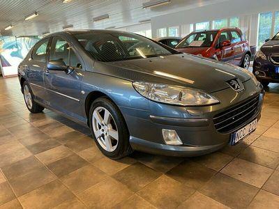 begagnad Peugeot 407 2.0 140hk