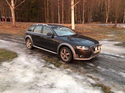 begagnad Audi A4 Allroad 3.0 TDI quattro