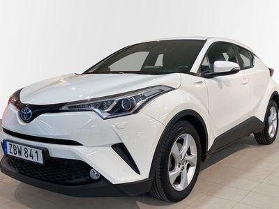 begagnad Toyota C-HR 1.8 HYBRID ACTIVE 2018, SUV Pris 189 900 kr
