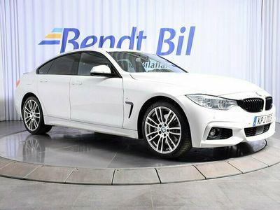 begagnad BMW 435 Gran Coupé d xDrive Steptronic M Sport Euro 6 313hk