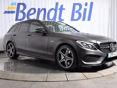 begagnad Mercedes C450 AMG T AMG 4M 43 4MATIC 367hk 0,45% Ränta