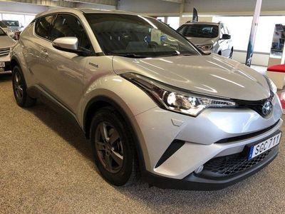 begagnad Toyota C-HR 1,8 HSD X-Edition, Vhjul