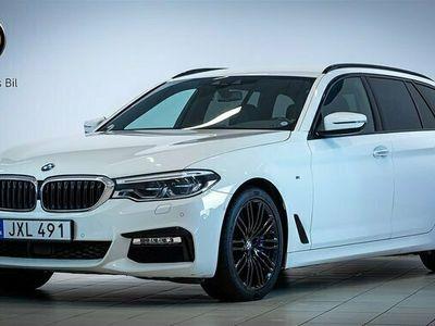 "begagnad BMW 530 d xDrive Touring M-Sport Läder Drag 19"" 2017, Kombi Pris 409 900 kr"