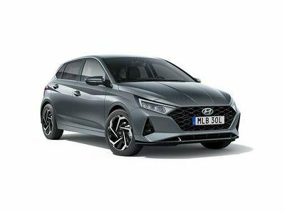 begagnad Hyundai i20 1.25 Essential Nya Modellen / 1.95% Ränta