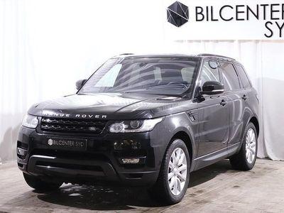 begagnad Land Rover Range Rover Sport TDV6 HSE, 258hk