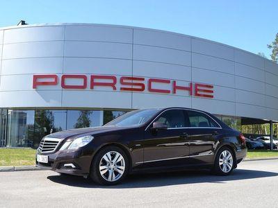 begagnad Mercedes E350 CDI 4M BE 4MATIC BlueEFFICIENCY 7G-Tronic 231hk