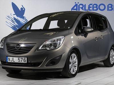 begagnad Opel Meriva 1.4 Turbo 120hk Automat