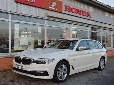 begagnad BMW 520 d xDrive Touring Sport line Euro 6 19