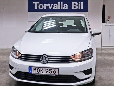 begagnad VW Golf Sportsvan 1.2 TSI DSG Style 110hk + V-hjul