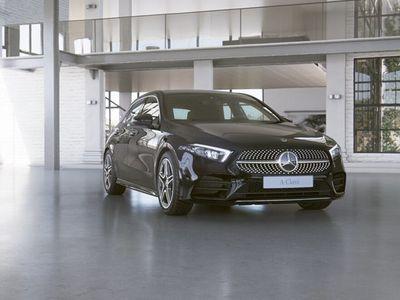 begagnad Mercedes A180 AMG 3195 :- privatleasing