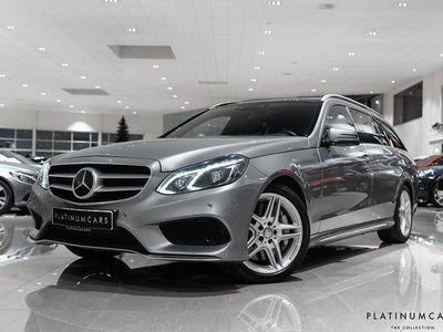 brugt Mercedes 500 E-KLASSV8 AMG 4Matic