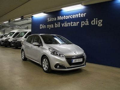 begagnad Peugeot 208 1,2 SKY AUTOMAT DRAGKROK