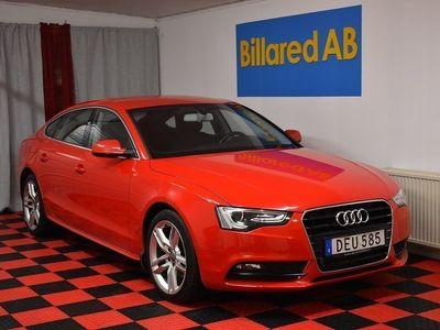 begagnad Audi A5 Sportback 2.0 TDI DPF 150hk