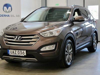 begagnad Hyundai Santa Fe 2.2 CRDi 4WD AUTO NAVI 200hk