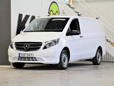 begagnad Mercedes Vito 109 CDI   Lång   Drag   88hk