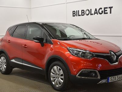 begagnad Renault Captur Energy TCe 90 Helly Hansen L.E.