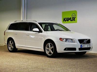 used Volvo V70 D5 Summum, VOC, Skinn, Kurvljus