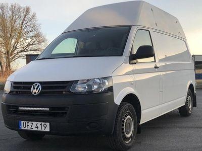 begagnad VW Transporter VW T5 2.0 TDI 2015, Transportbil 125 000 kr