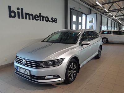 begagnad VW Passat Sportscombi TDI150/Låga mil
