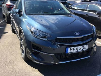 begagnad Kia XCeed 1.4 T-GDI DCT ADVANCE PLUS