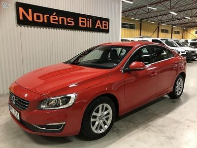 brugt Volvo S60 D5 225HK Aut Euro6 8800MIL