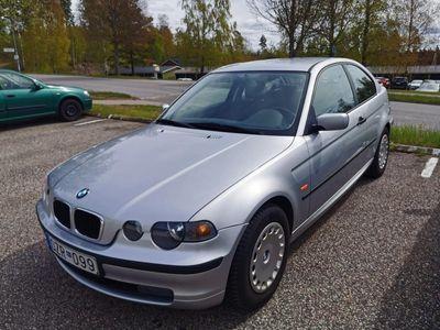 begagnad BMW 316 Compact t i toppskick