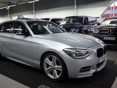 begagnad BMW 135 M i xDrive 5-door, M-Sport 2014, Halvkombi 249 900 kr
