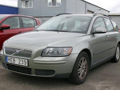 begagnad Volvo V50 1.8 Kinetic 125hk