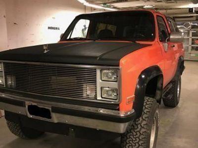 gebraucht Chevrolet Blazer