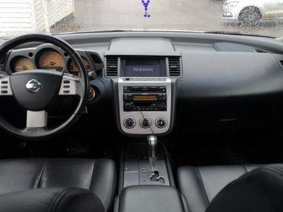 begagnad Nissan Murano 3.5 V6 Z50