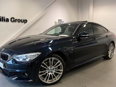 begagnad BMW 435 Gran Coupé i xDrive | M Sport | Navi | Drag 2016, Sportkupé 329 000 kr