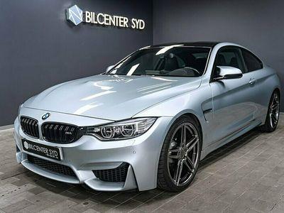 begagnad BMW M4 Competition Coupé DCT M 450hk