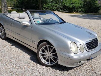 begagnad Mercedes CLK320 Aut Final edition