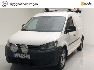 begagnad VW Caddy Maxi 2.0 TDI Skåp 4-motion (110hk)