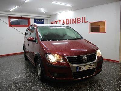 begagnad VW Touran Cross 2.0 TDI