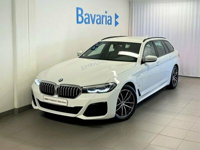 begagnad BMW 530 e xDrive Touring M-Sport Läder Drag Nav Nypris 667 800 Kr