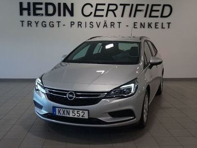 used Opel Astra SPORTS TOURER 1.4 On-Star Manuell 125hk