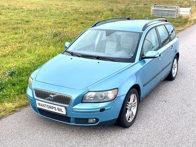 begagnad Volvo V50 2.4 Manuell, 140hk Kinetic