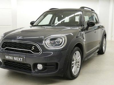 begagnad Mini Countryman SE ALL4 Experience, Navigatio -19