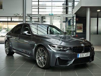 begagnad BMW M3 Competition Leasebar