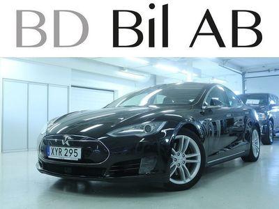 begagnad Tesla Model S 70D AWD NAVI MOMSBIL -15