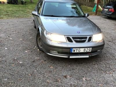 begagnad Saab 9-5 LINEAR SP-COMBI Lågmilare
